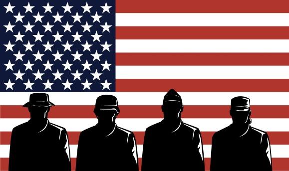 military_serviceman_us_groupflag