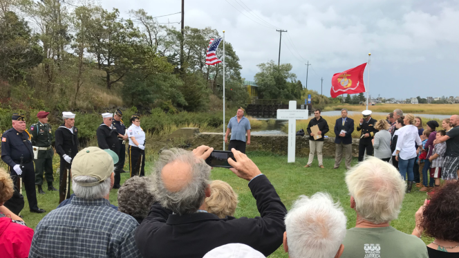 SGT. Donald Wilkinson Bridge Dedication